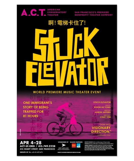Stuck Elevator poster