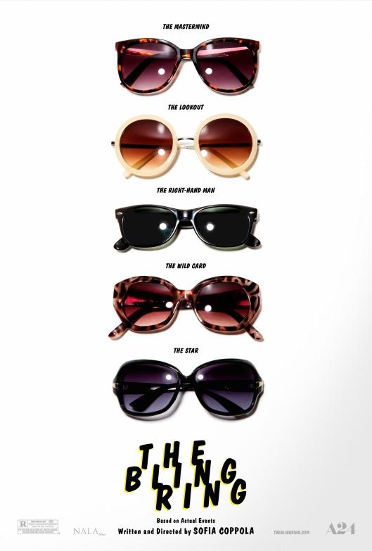 Bling Ring teaser poster