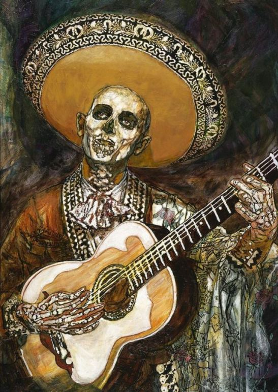 """La Serenata"" by George Yepes"