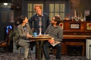Jenny (Stacey Yen), Mertis (Georgia Engel), Eli (Joe Paulik).Photo by Kevin Berne