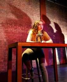 Sarah Brazier in Kilgallen/Jones. Photo by Stephanie Renee Wozniak