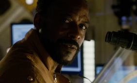 Aryion Bakare as Hugh Derry. Sony Pictures