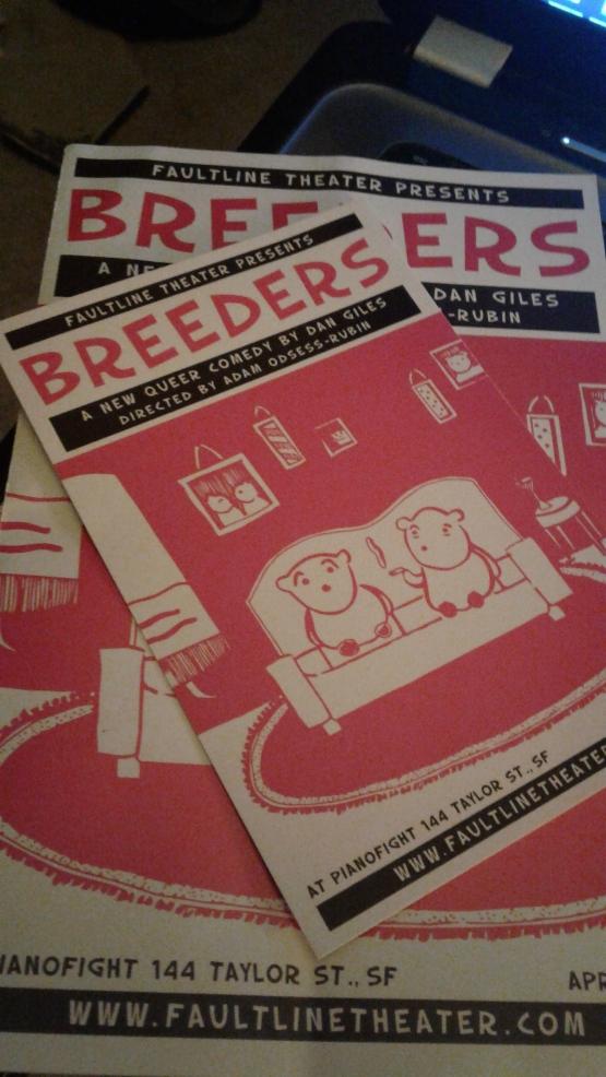 Breeders programme