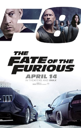 Fate of The Furious - Poster