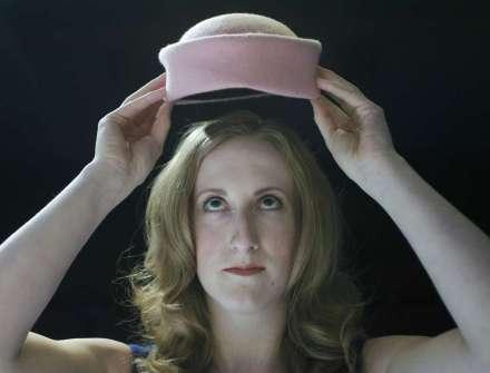 Caitlin Evenson as Jacki-O. Photo by Karl Schackne