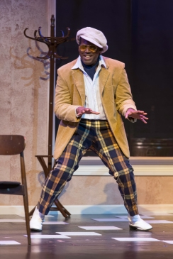 Shealy (Fred Pitts). Photo by Lance Huntley