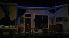 Set by Kevin August Landesman. Photo by me.