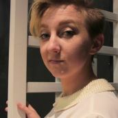 Aricia (Cecily Bednar Schmidt). Photo by Liz Olson.