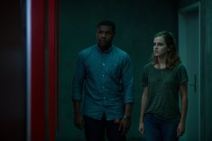 Ty Lafitte (John Boyega) and Mae Holland (Emma Watson). Frank Masi for STX Entertainment