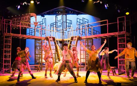 Urinetown at Berkeley Playhouse - 5