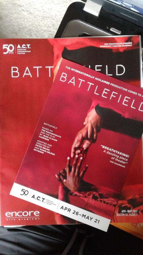 Battlefield at ACT programme
