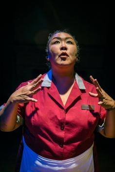 Jo (Michelle Talgarow). Photo by Jim Norrena