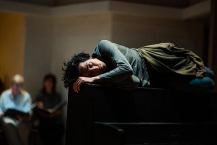 The Boy (Caleb Cabrera). Photo by Jessica Palopoli