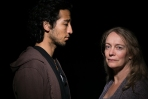 The Boy (Caleb Cabrera) and Claire (Julia McNeal). Photo by Cheshire Isaacs