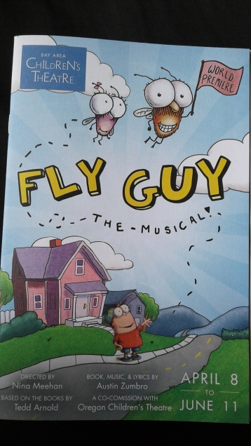 Fly Guy at BACT programme