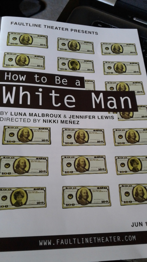 How to Be a White Man by FaultLine programme