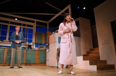 Robyn (Julia Brothers) and Sharon (Susi Damilano). Photo by Jessica Palopili.