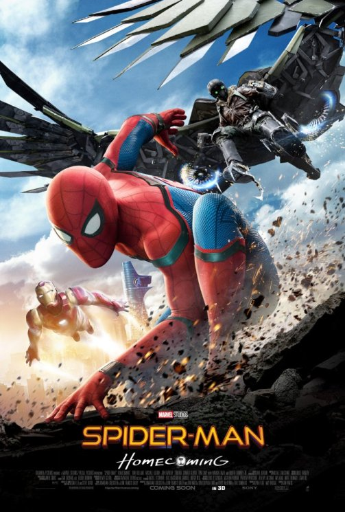 Spider-Man - Homecoming poster