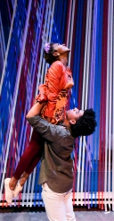 Perdita (Jasmine Milan Williams) and Florizel (Jacob Williams). Photo by Jay Yamada.