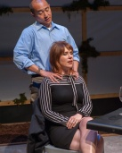 Daniel (Don Castro) and Lindsey (Lauren English). Photo by Ken Levin.