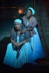 Dido (Jasmine Bracey) and Minnie (Afi Bijou). Photo by Kevin Berne for Berkeley Rep.