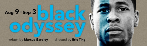 black odyssey at Cal Shakes banner