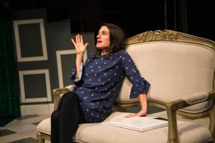 Modern-day Eliza (Sarah Mitchell). Photo by Jessica Palopoli.