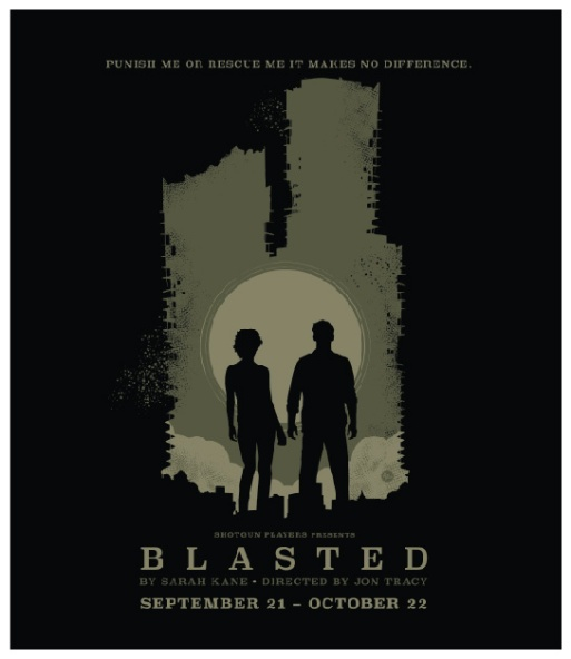 Blasted at Shotgun poster