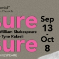 Measure for Measure at Cal Shakes (2017) – banner