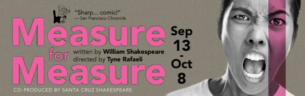 Measure for Measure at Cal Shakes (2017) - banner