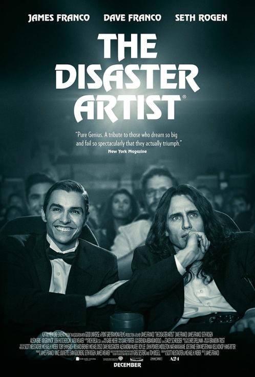 Disaster Artist - poster