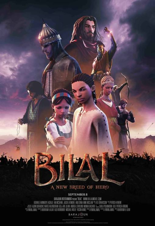 Bilal A New Breed of Hero - poster