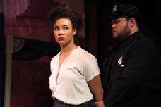 Sarah (Marissa Rudd) learns a harsh truth about freedom. Photo by Ben Krantz.