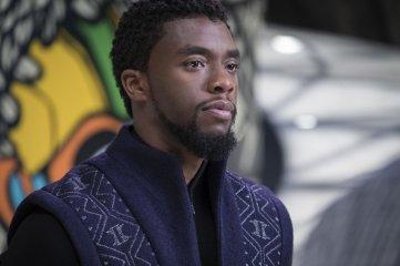 Chadwick Boseman as T'Challa, The Black Panther (c) Marvel Studios