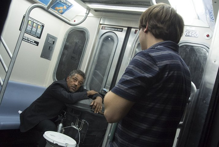 Lloyd (Giancarlo Esposito) and Caleb (Gerard Canonico), the only two addressed by name. Speakeasy Films/MJW Films