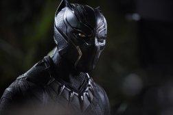 The Black Panther (Chadwick Boseman). (c) Marvel Studios
