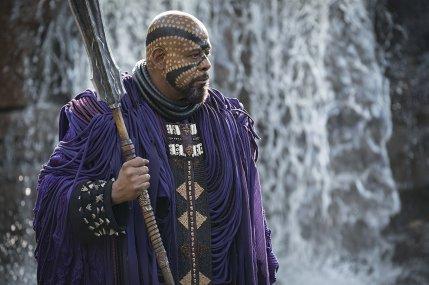 Forest Whitaker as Zuri. (c) Marvel Studios