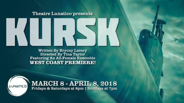 Kursk by Theatre Lunatico - banner