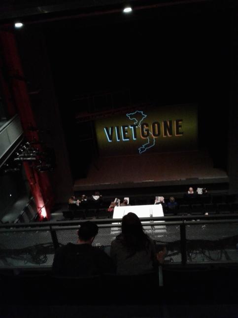Vietgone at ACT - set