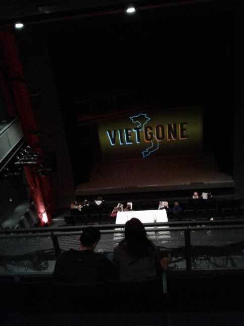 Vietgone at ACT - set