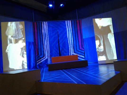 Inside Out and Back Again world premiere at BACT - set