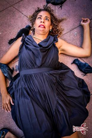 Carla Lee is the first victim. Photo by Rebecca Hodges.