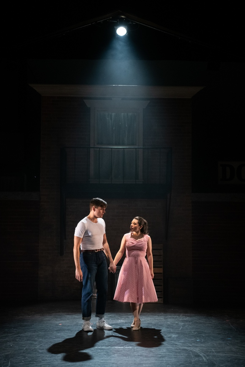 Those Old Familiar Steps: 'West Side Story' at Berkeley Playhouse