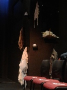 Set by Randy Wong-Westbrooke. Props by Adeline Smith. Costumes by Morgan May Louie. Photo by Me.