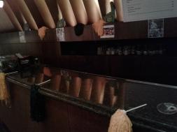 The mezzanine bar. Photo by Me.