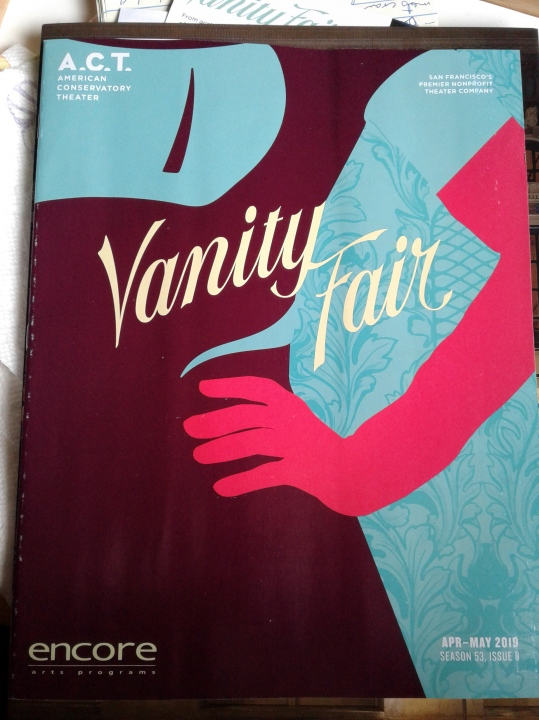 Vanity Fair at ACT - cover