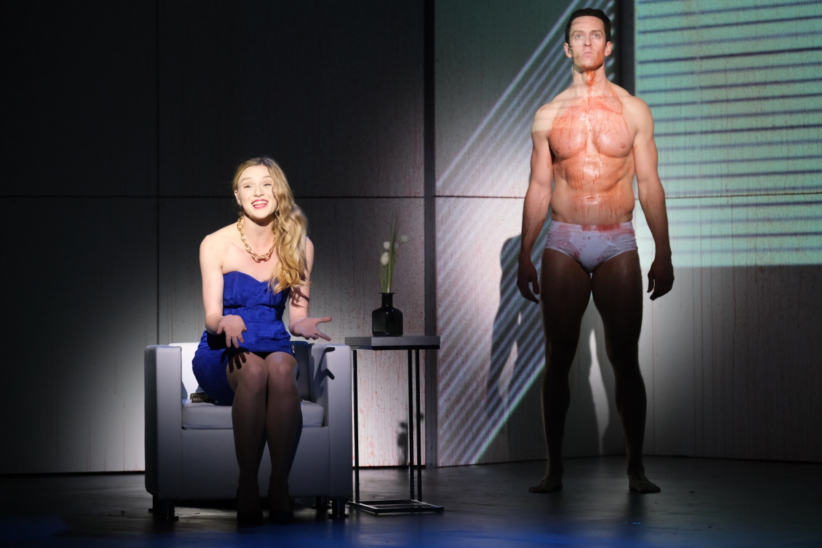 Shallow Slaughter: 'American Psycho: The Musical' West Coast premiere at Ray of Light