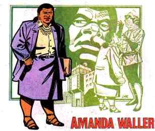 Amanda Waller - classic