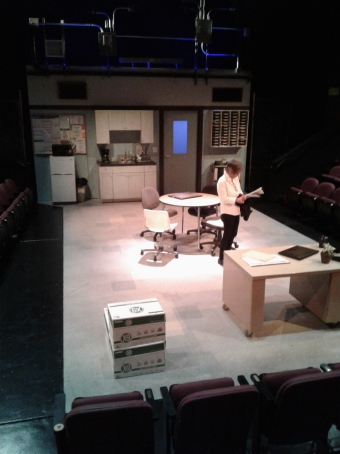 Set by Kate Boyd. Photo by Me.