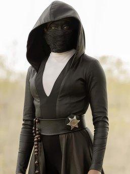 regina-king-watchmen-black-leather-hooded-coat